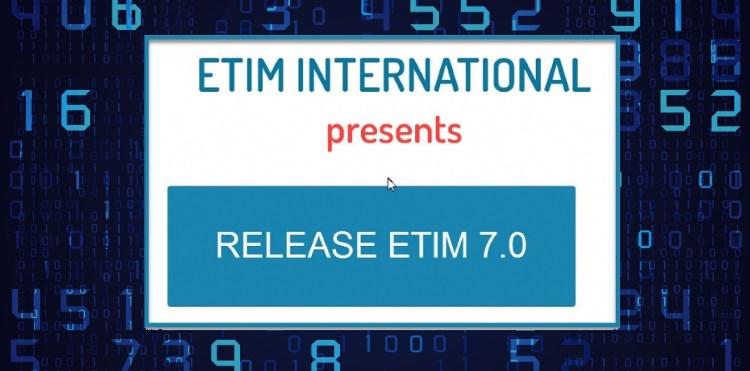 Nauja tarptautinė ETIM leidimo ETIM 7.0 versija yra prieinama